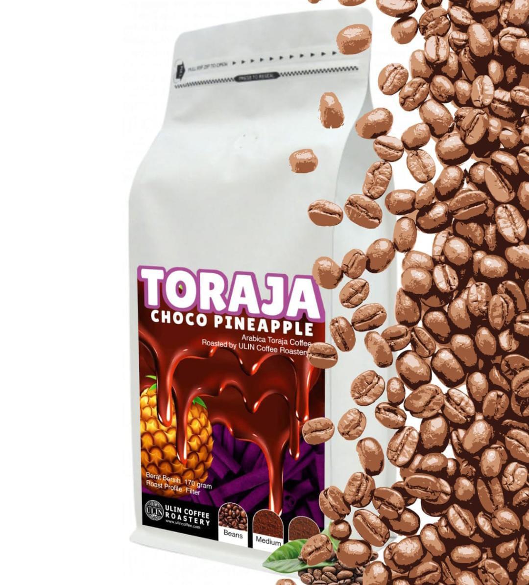 Arabica Toraja Premium 500 gr